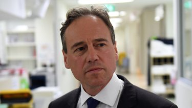 Feederal Health Minister Greg Hunt said a new national approach would protect patients seeking cosmetic procedures.