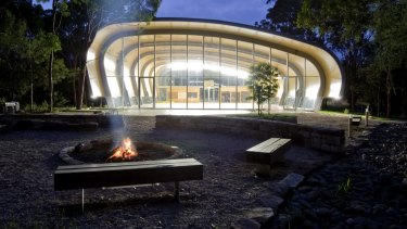 Milson Island Sport and Recreation Centre at the Hunter.