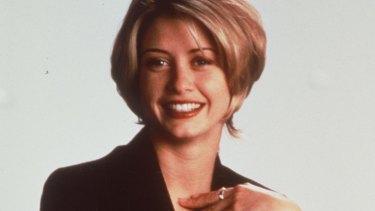 Eliza Szonert: Former star of Neighbours.