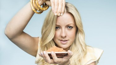 Lola Berry has 95,000 Instagram followers and has published six cookbooks.