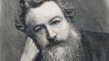 William Morris: Sagas, socialism and wallpaper.