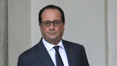 'The aim was to neutralise terrorists in Saint Denis' .. French President Francois Hollande.