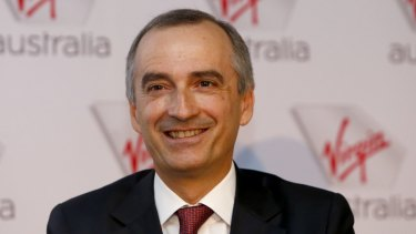 Tapping into the growing China market: Virgin CEO John Borghetti.