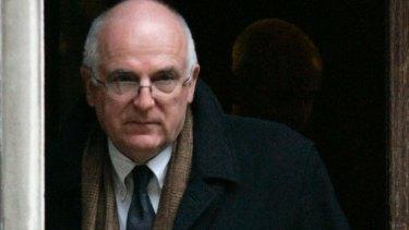 Former head of MI6 Richard Dearlove in 2008.