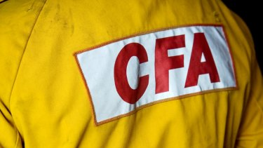 CFA Chief Officer Joe Buffone urged all members to look after each other.