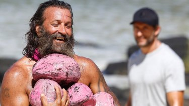 Tarzan has no regrets about being on Australian Survivor, or his conduct.