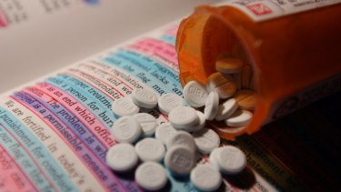 The number of people prescribd ADHD drugs has risen 31 per cent in five years in Australia.