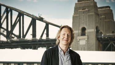 Jonathan Church, incoming artistic director of the Sydney Theatre Company.