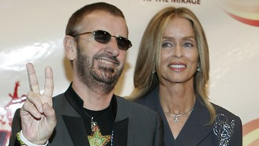 Ringo Starr talks about his new album Give More Love