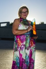 Rosie Batty, 2015 Australian of the Year.