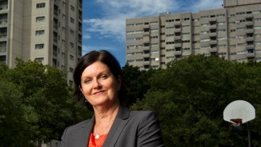 ACOSS chief executive Cassandra Goldie