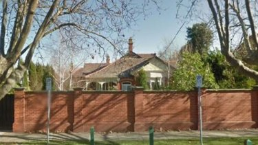 33-35 Huntingtower Road, Armadale, sold for $10.8 million last October and will now be demolished.
