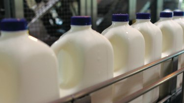 Dairy farmers are under pressure and think a levy could help.