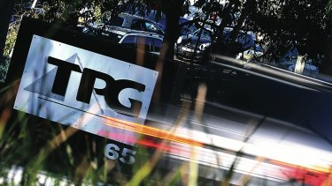 Within a decade it's possible much of Australia's digital future will be carried over cables owned by TPG or its subsidiaries.