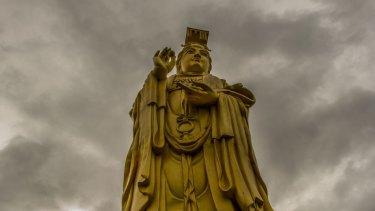 The impressive Heavenly Queen.