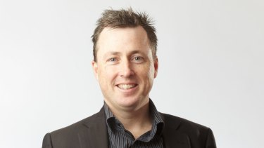 Tim Upton is the global CEO of Canadian data classification company Titus.