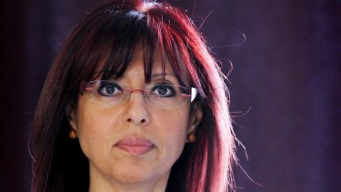 Eman Sharobeem has had her assets frozen by the NSW Crime Commission.