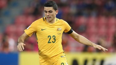 Wildcard option: Tom Rogic being moved to striker could be a brilliant decision.