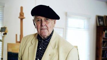 Veteran artist John Olsen said he felt compelled to speak out.