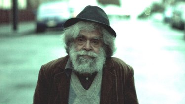 Jack Charles in a scene from <i>Bastardy</I>, which helped to turn his life around.