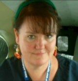 Nurse Kathy Sheppard, 48, who died in the plane crash.