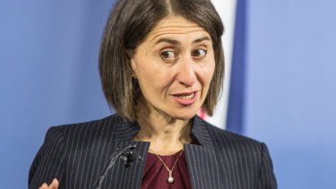 NSW Premier Gladys Berejiklian says the government has delivered more than expected with the sales.