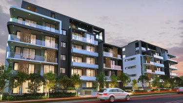 134-146 Linden Street, Sutherland is being marketed to developers and builders.