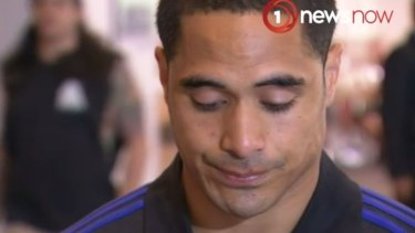 'I've made a huge mistake, a huge error in judgment.': Aaron Smith.
