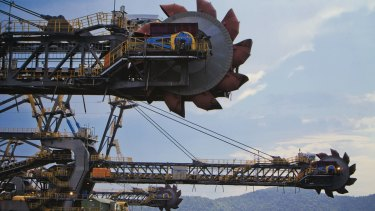 Nine coal mines are planned for Queensland's Galilee Basin.