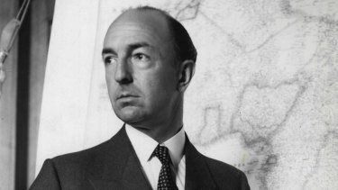 John Profumo, who was forced to quit Parliament over the affair, in 1963.