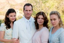 Mormon polygamy as portrayed in the TV show Big Love, starring Ginnifer Goodwin, Bill Paxton, Jeanne Tripplehorn and Chloe Sevigny, is one of many forms of successful relationship types.