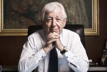 Frank Lowy retires to live in Israel
