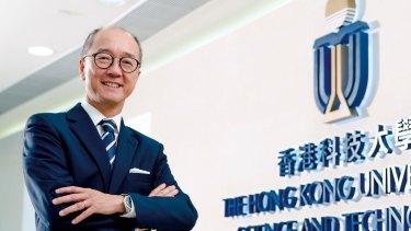 HKUST President Professor Tony Chan.