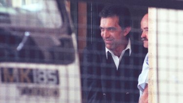 Ned Bikic was sentenced in 2001 to a minimum 11-year jail term for murder.