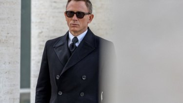 "Daniel Craig: ""I just try to make [Bond] more human."""