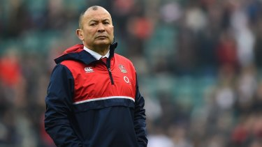 """Everyone in rugby still wants their Australian coach to be Australian, and English coach to be English"": Eddie Jones."