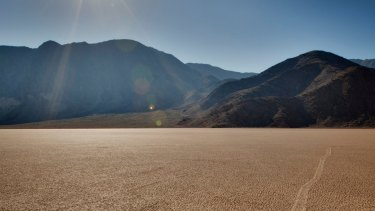 Death Valley National Park in California is one of the world's hottest spots.