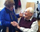 """Two old people reaching out"": When Eva Mozes Kor met Oskar Groening."