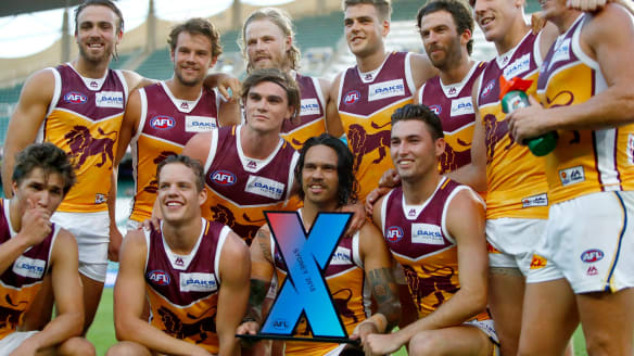 The Brisbane Lions won the final AFLX grand final.
