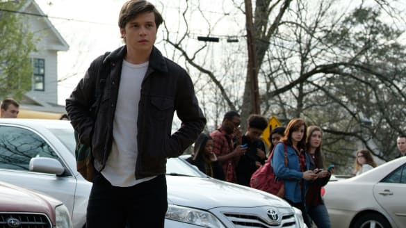 The screenplay for Twentieth Century Fox's <i>Love, Simon</I> is adapted from Becky Albertalli's​ novel <i>Simon vs the Homo Sapiens' Agenda</I>.