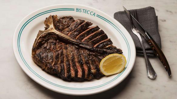 Bistecca review