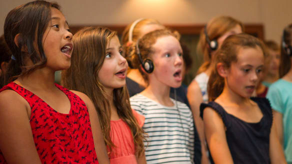 Canberra's 'world-class' children's music engagement program ditched just shy of its 20th birthday