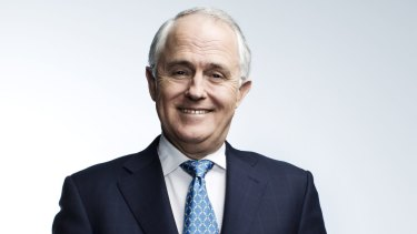 When he was Liberal leader the first time around, Malcolm Turnbull's temper was a variable as widely discussed as the weather.