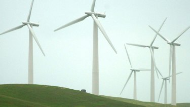 Mr Hockey has described wind turbines as a ''blight on the landscape''.