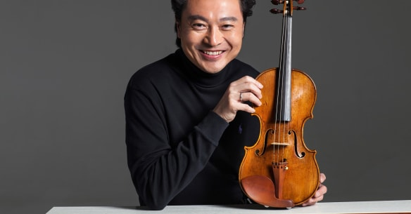Violinist Lu Siqing joins MSO for its East Meets West concert