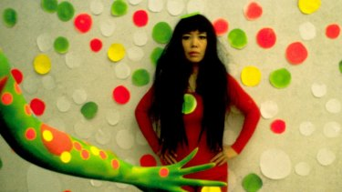 <i>Kusama: Infinity</I>doesn't reveal what makes the artist tick.