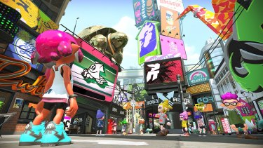 Staying fresh is as important as having quick reflexes in Splatoon.