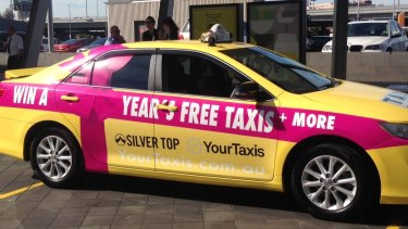 The Your Taxis campaign is inviting people to share their cab stories. The response hasn't been good.