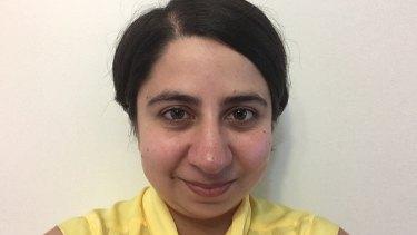 Bernadette Anvia has worked more than 500 hours unpaid as an intern.