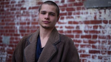 Toby Wallace plays Kane in Stan's upcoming Romper Stomper reboot.